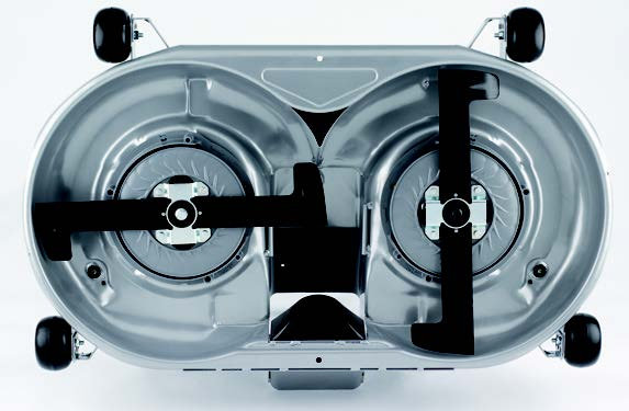 Trattorino tagliaerba honda hf2622hm turbofan centro for Piatto tagliaerba