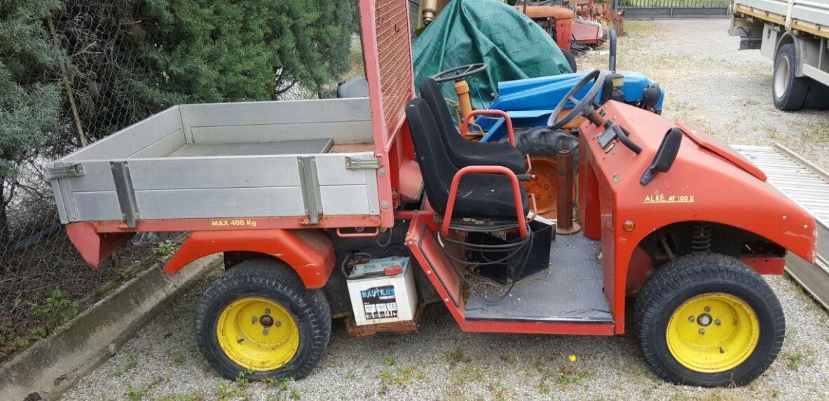 Usato centro senese macchine agricole for Trincia berti usata